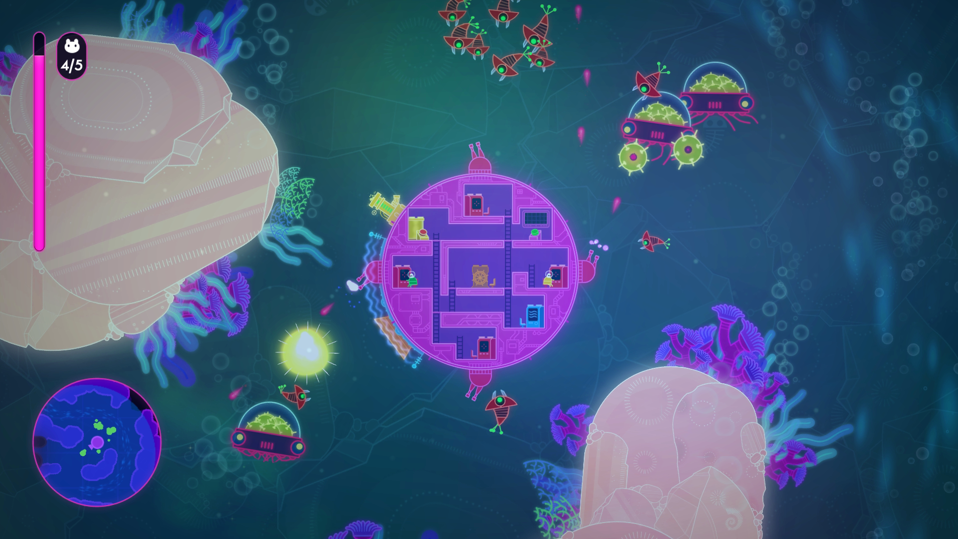 Lovers In A Dangerous Spacetime Never Gets Less Fun Hardcore Gamer