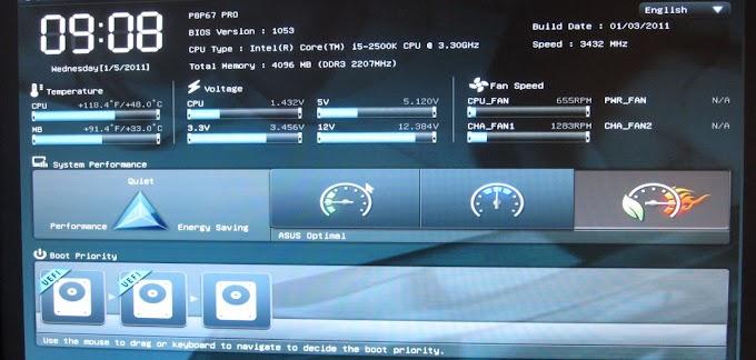 Como atualizar o BIOS do computador #Tsa