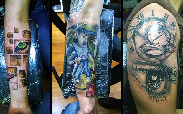 Zemca Tatuajes