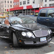 Bentley Continental GTC Wreck Just One Of NYC's Car Crashes