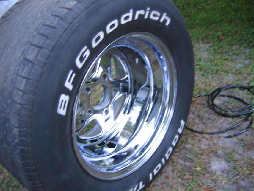 2 Cragar Pro Stars For Sale 15x10 W Tires Ls1tech Camaro And Firebird Forum Discussion