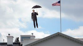 Robert Mueller Ascends Into Sky With Umbrella After Trump Family Promises They Learned Lesson About Honesty