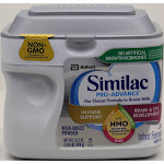Similac Pro-Advance Infant Powder Formula w/HMO For Immune Support, 23.2 OZ