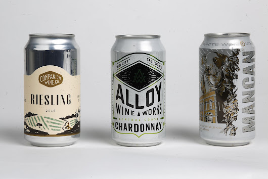 Wine's brewski moment: Canned wine is here, but can it avoid the down-market trap? - San Francisco Chronicle