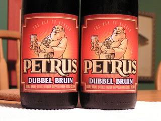 Week 8 - An52 Beers, Petrus, Dubble Bruin, Belgium