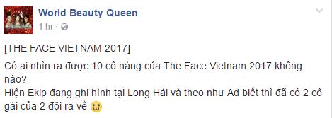 Cho thí sinh lên mạng bình thường, và đây là những thông tin rò rỉ về The Face mùa 2! - Ảnh 6.