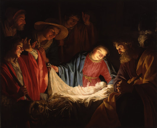 In Defense of Nativity Scenes...