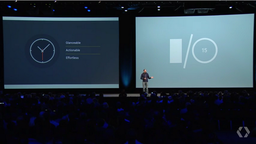 Google I/O 2015: Android Wear yang Makin Canggih