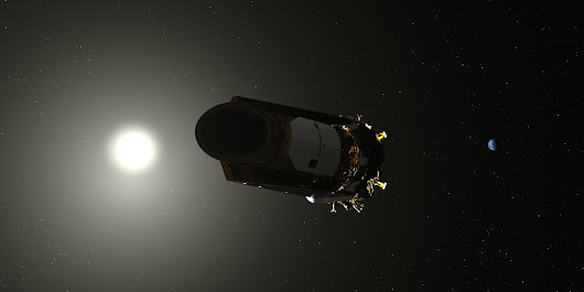 Kepler Space Telescope Bid 'Goodnight' With Final Set of Commands