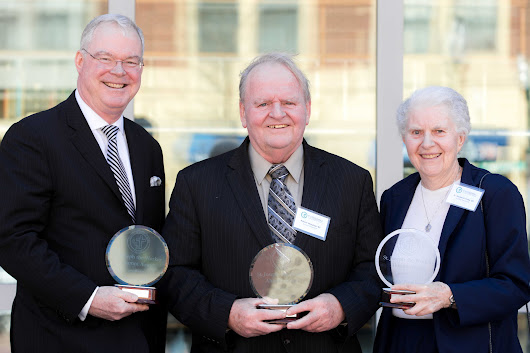 Three Cathedral Alumni from Boston Honored with Award