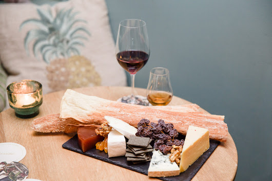 The Butler Launches Cheese, Whiskey and Wine Wednesdays - Gourmantic