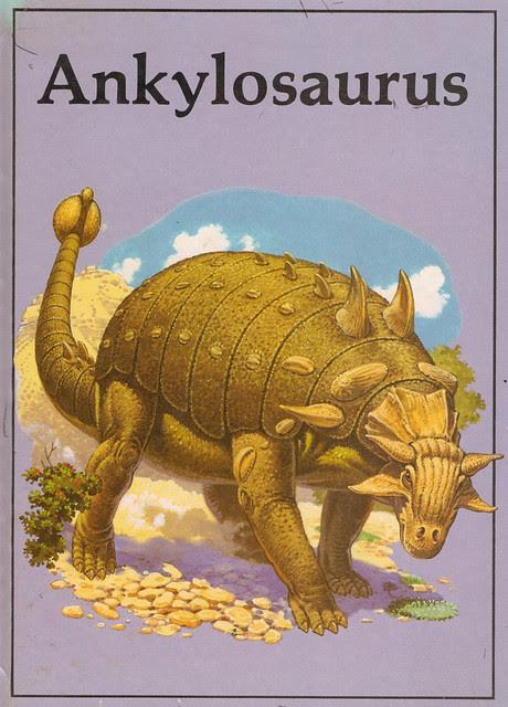 Ankylosaurus cover