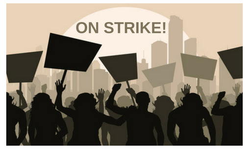 Strike! Legal Guidelines - California Labor and Employment Blog