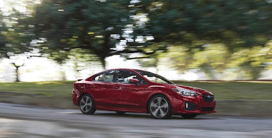 2018 Subaru Impreza Review | Naperville, IL Car Dealership