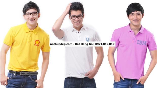 Các công ty tổ chức sự kiện giải pháp tòan diện về áo phông cao cấp dành cho các chương trình hội nghị, hội thả,o Đồng phục Hả