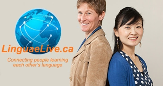CLICK HERE to support LinguaeLive.ca Connect Students Learning Languages