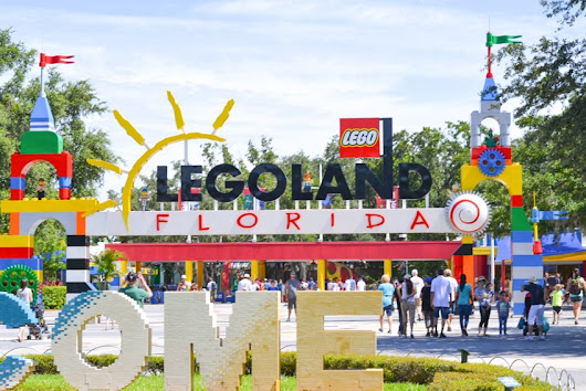 LEGOLAND Florida + Military Discount - Three Little Ferns - Family Lifestyle Blog