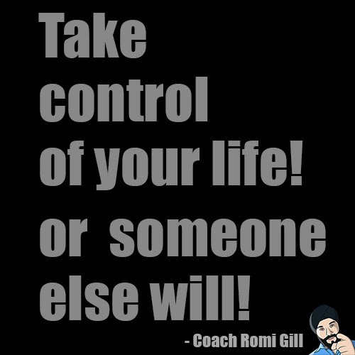 Quotes About Take Control 178 Quotes