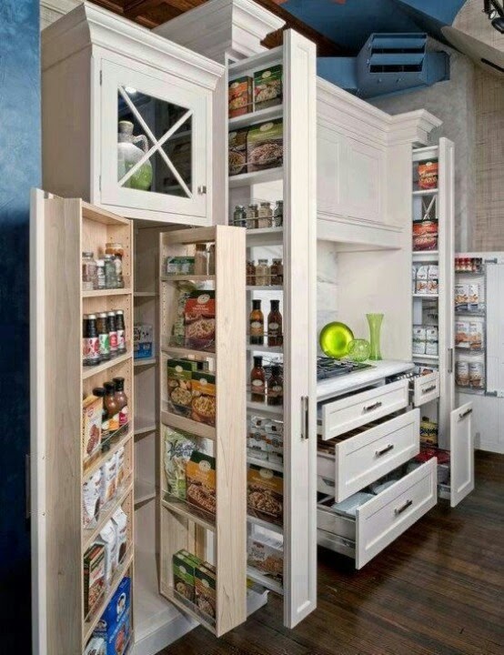 My dream kitchen, very organized