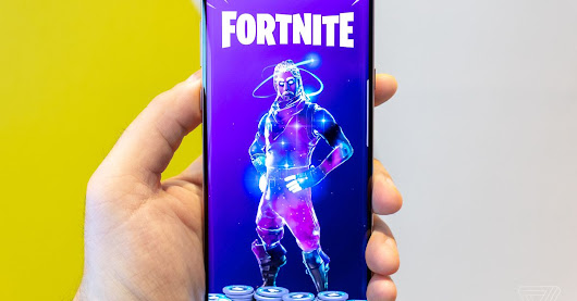 Fortnite for Android is launching today exclusively on Samsung devices