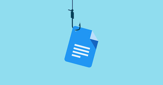 A Google Docs Phishing Scam Is Sweeping the Internet | WIRED