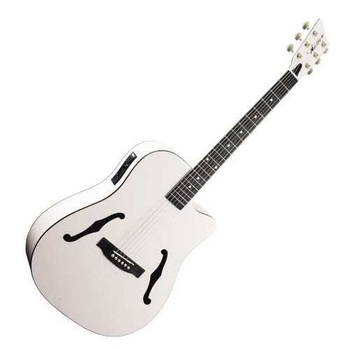 guitars acoustic and electric check price arietta f hole acoustic electric guitar. Black Bedroom Furniture Sets. Home Design Ideas