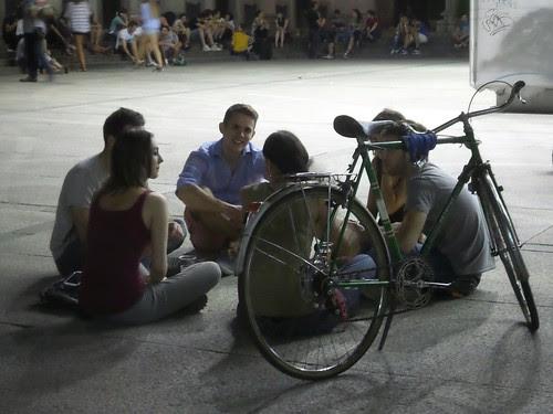 Salotto senza #tavolo e senza #sedia by Ylbert Durishti