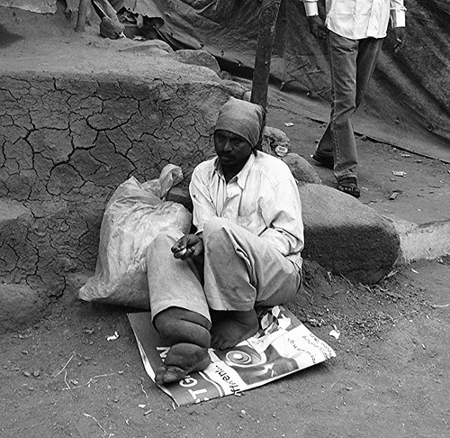 The Beggars Of India by firoze shakir photographerno1