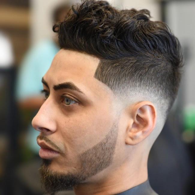 Coupe De Cheveux Homme Une Coupe De Cheveux Simple