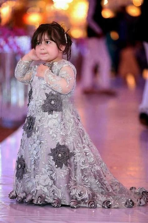 Pakistani Baby Girls Dresses For Weddings   kidzzzzz in