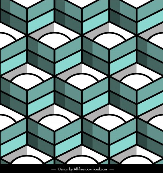 53+ Gambar Bentuk Geometris 3d Paling Keren