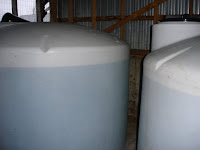 full water tanks