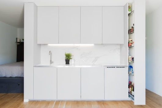 7 Ingenuous Ways of Solving Storage Problems in Your Kitchen