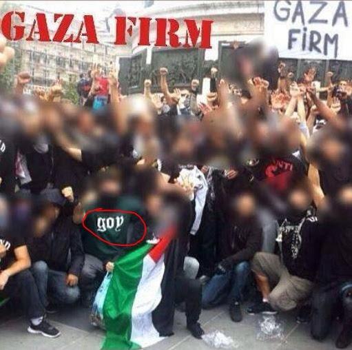 La Gaza Firm et ses habits tendancieux.