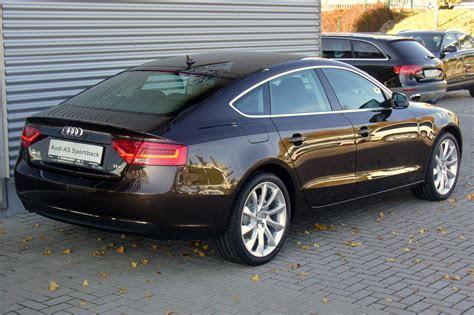 File:Audi A5 Sportback 2.0 TDI Teakbraun Facelift Heck   Wikimedia Commons