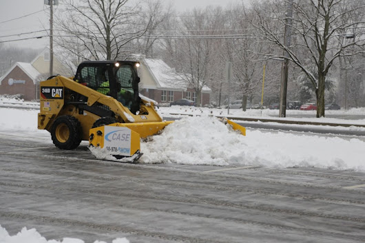 Cat | Cat® Machines Help Case Snow Management Tackle Winter Weather | Caterpillar