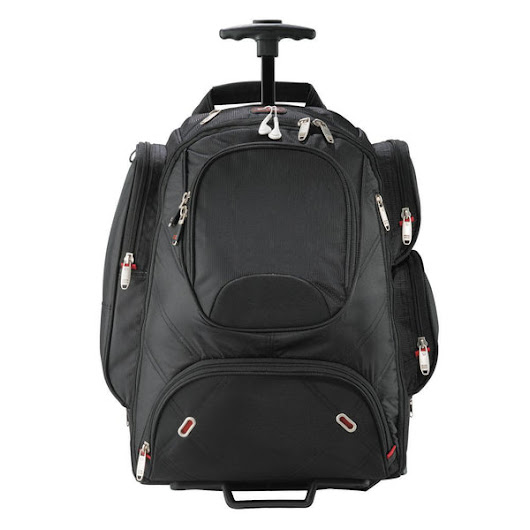 Elleven Wheeled Compu-Backpack REL002 – Promotions247