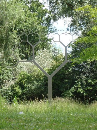 a mathematician's tree