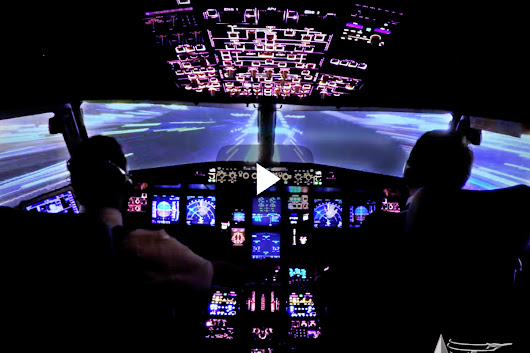 A Day In The Life Of An Airline Pilot