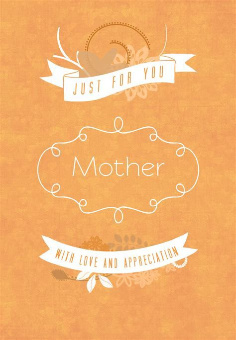 Just for You   Mother's Day Card (Free)   Greetings Island
