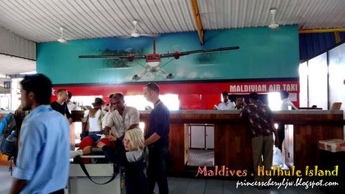 Maldives Hulhule Island airport 05