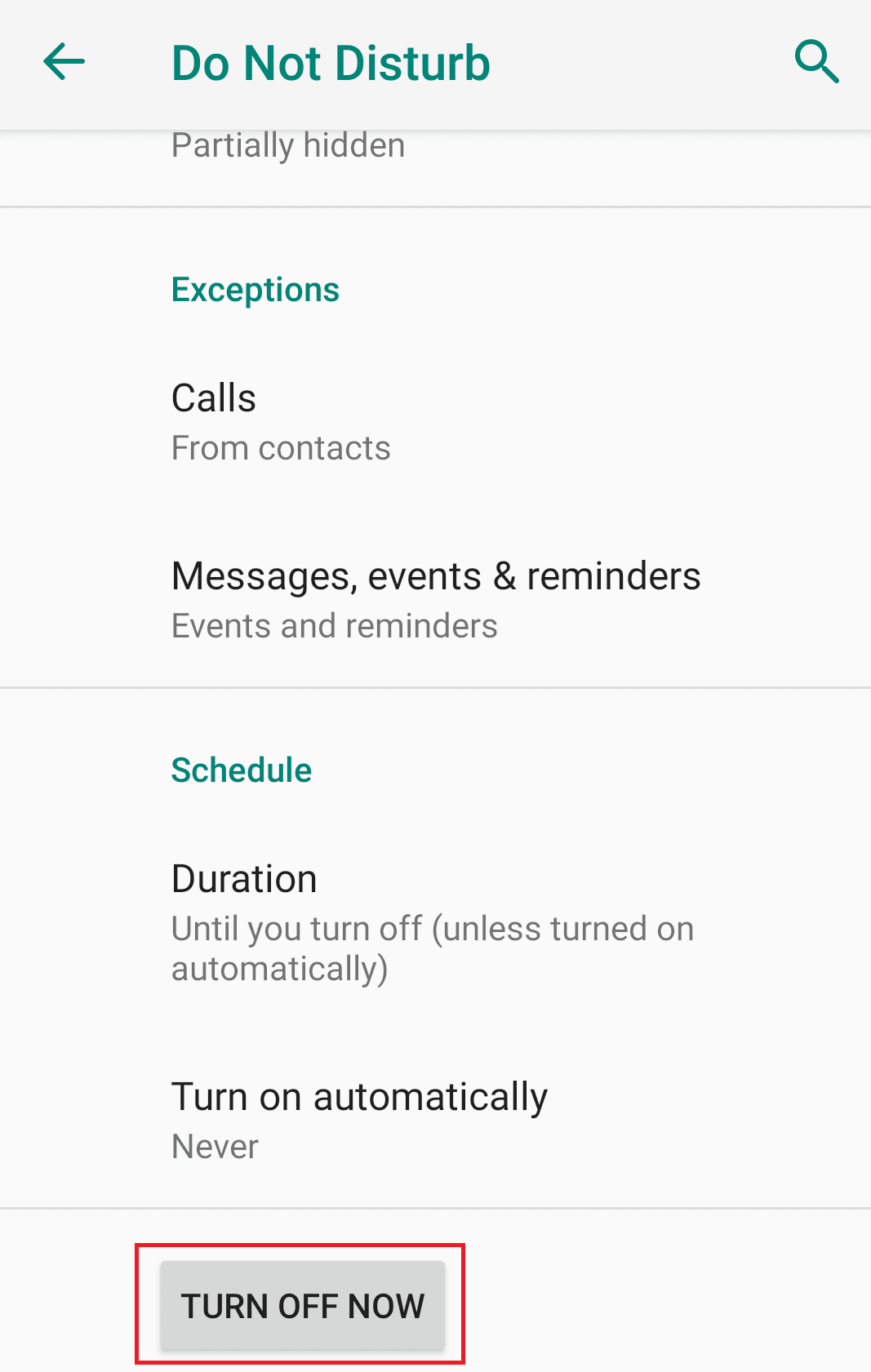 Fix Incoming Call Not Showing on Android Phone Screen