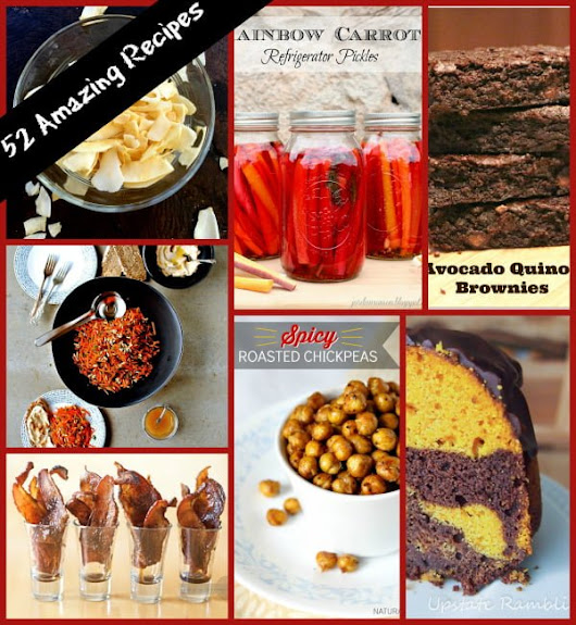 Pinterest Foodie Linky Party #57