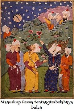 manuskrip persia