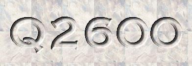 Q2600
