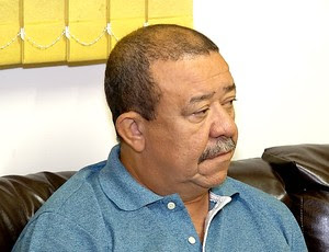 Raimundo Inácio Lobão, presidente do Corintians de Caicó (Foto: Reprodução/Inter TV Cabugi)