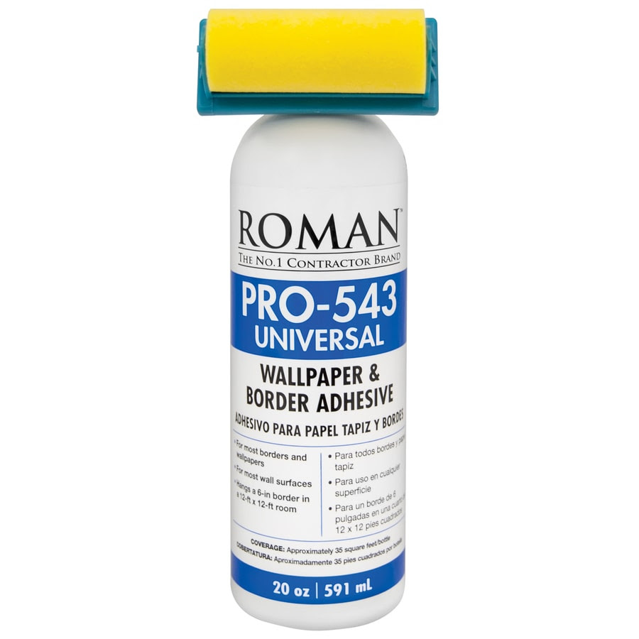 Shop Roman GH57 20oz Wallpaper Adhesive at Lowes.com