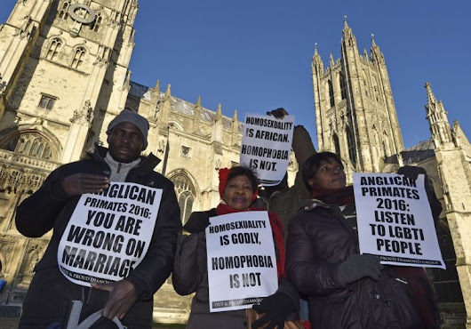 Evangelical bishops issue blunt warning to Church of England on sexuality