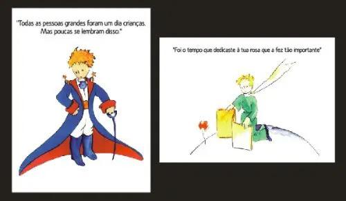 Pequeno Príncipe Frases Raposa E Francês Mensagens Cultura Mix