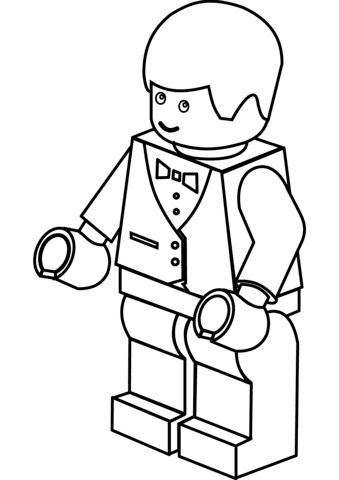 100 Ludzik Lego Kolorowanka Kolorowanki Dla Dzieci